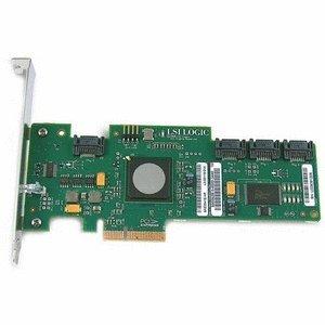 HP 510359-001 HP SPS-BD SAS 4 PORT RAID Controller, LSI 3041E