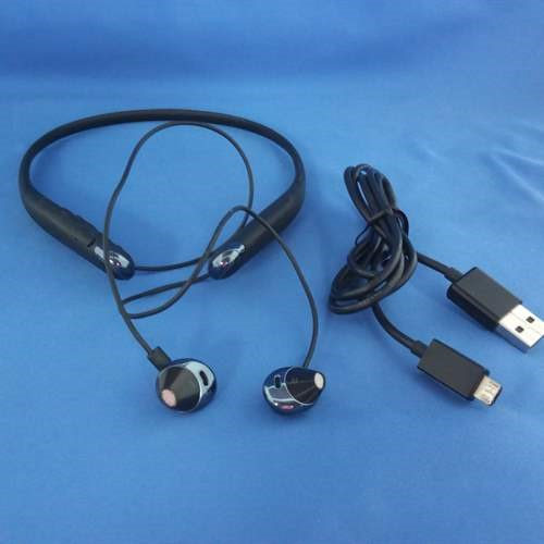 Refurbished Philips Ultra Lightweight Bluetooth Headphone Black (SHB4205BK/27)