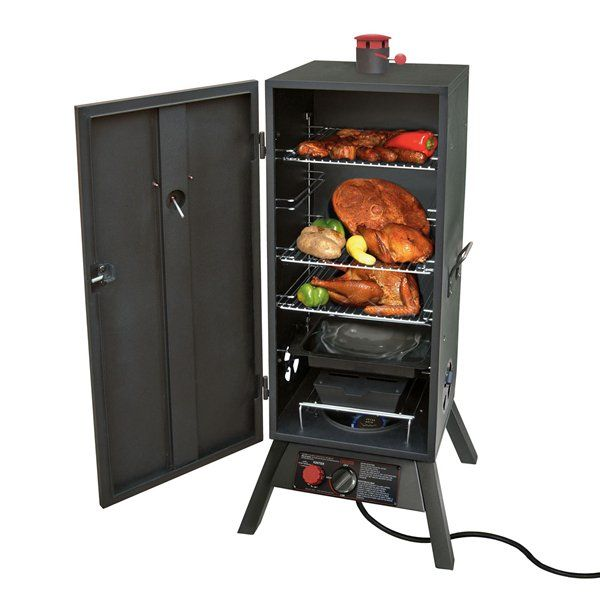 Landmann USA 3495 Smoky Mountain 34-in Vertical Gas Smoker