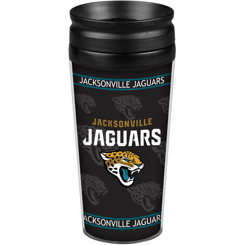 NFL Jacksonville Jaguars 2-Pack Full Wrap Tumbler