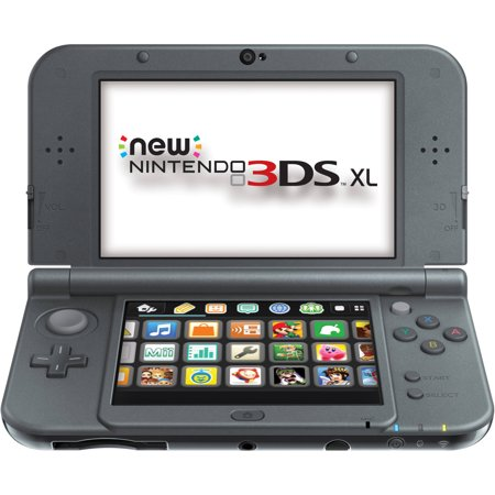 Refurbished New Nintendo 3DS XL Handheld Gaming System,