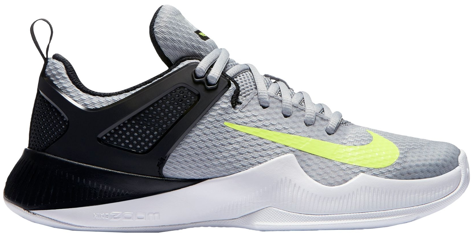 4e0e64f4369c8 ... coupon nike nike womens air zoom hyperace volleyball shoes grey volt  9.5 walmart 8026c 17431