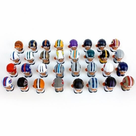 NFL TeenyMates Quarterbacks LOT OF 4 Minifigures [Random]