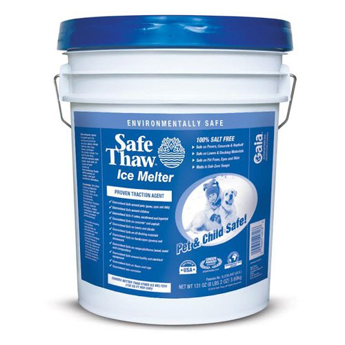 Safe Paw Ice Melter 35lb Pail
