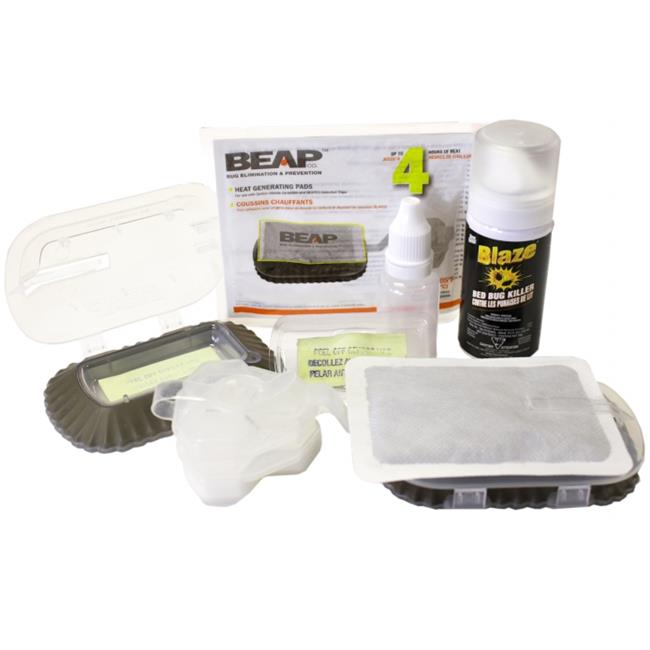 Beap Co  10028 Home & Travel  Bed Bug Travel Kit - US