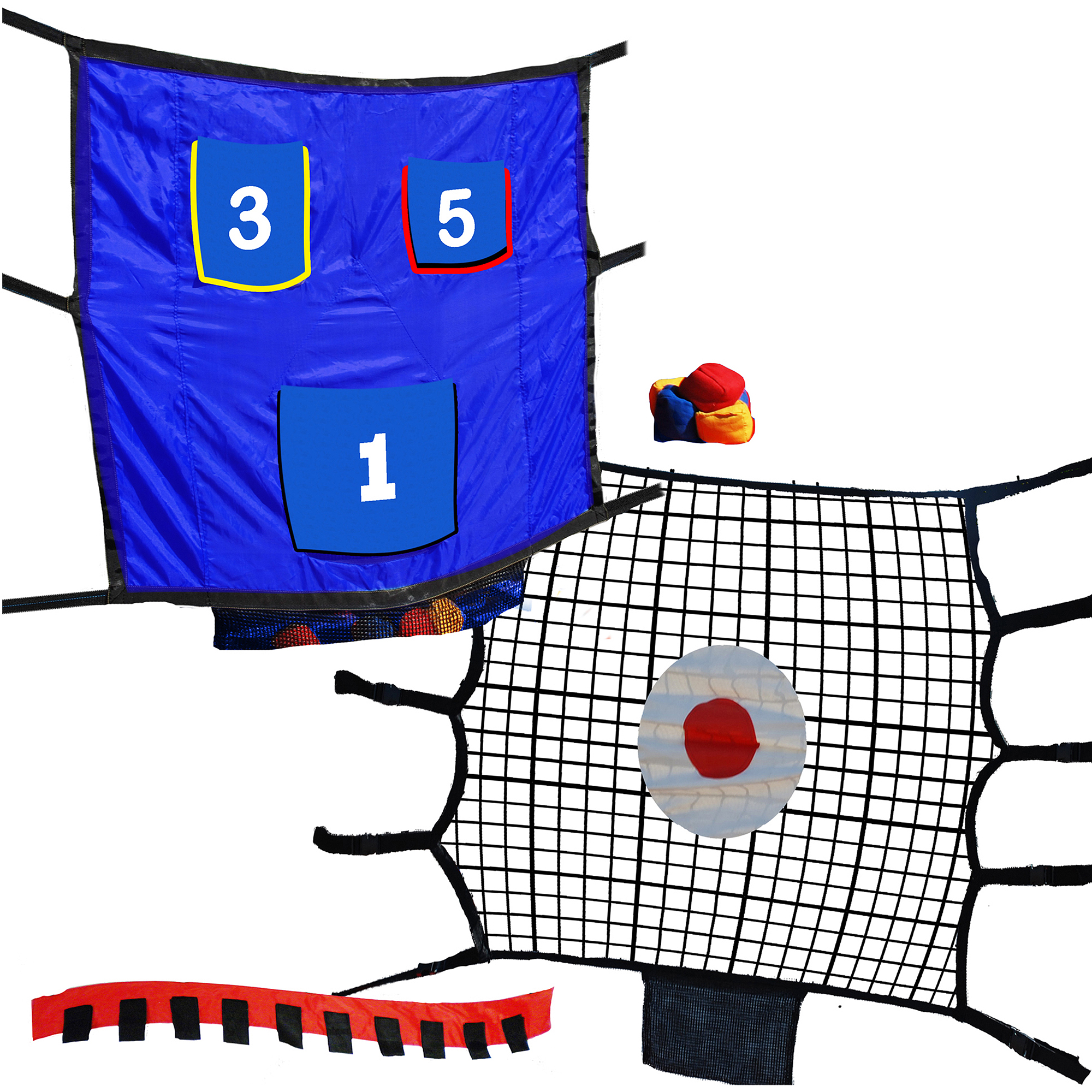Skywalker Trampolines Sports Arena Game Kit