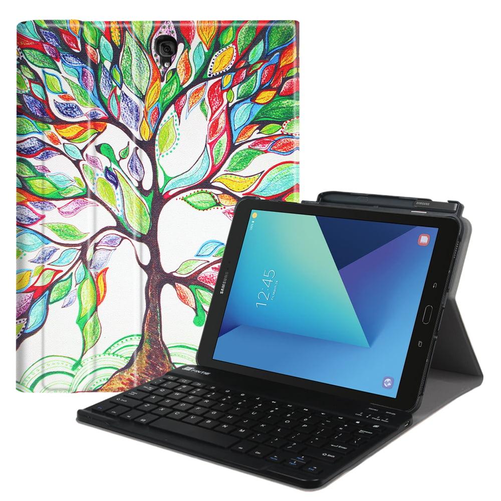 Fintie Samsung Galaxy Tab S3 9.7 Wireless Bluetooth Keybo...