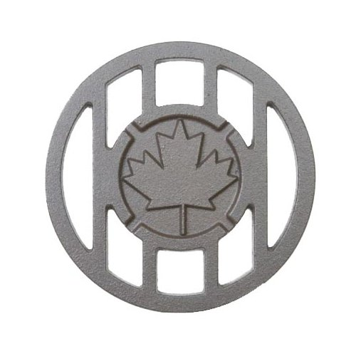 Northlight Seasonal Canada Inspired Maple Leaf Branding Iron