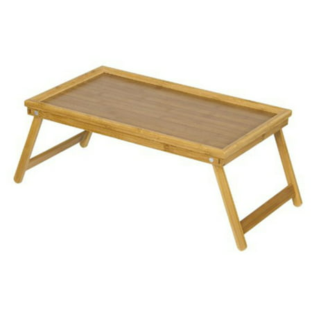 - Furinno FNCL-33010 Bamboo Lapdesk Bed Tray, Beige,Natural