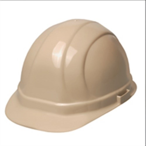 ERB SAFETY Hard Hat,6 pt. Pinlock,Red 19134