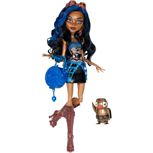 Mattel Monster High Robecca Steam Doll