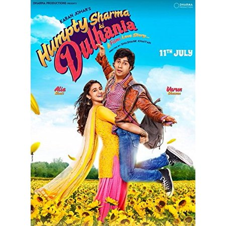 Humpty Sharma Ki Dulhania (Release Date Of Humpty Sharma Ki Dulhania)
