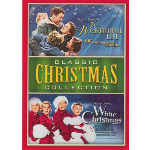 Classic Christmas Collection: It's A Wonderful Life / White Christmas (With INSTAWATCH)
