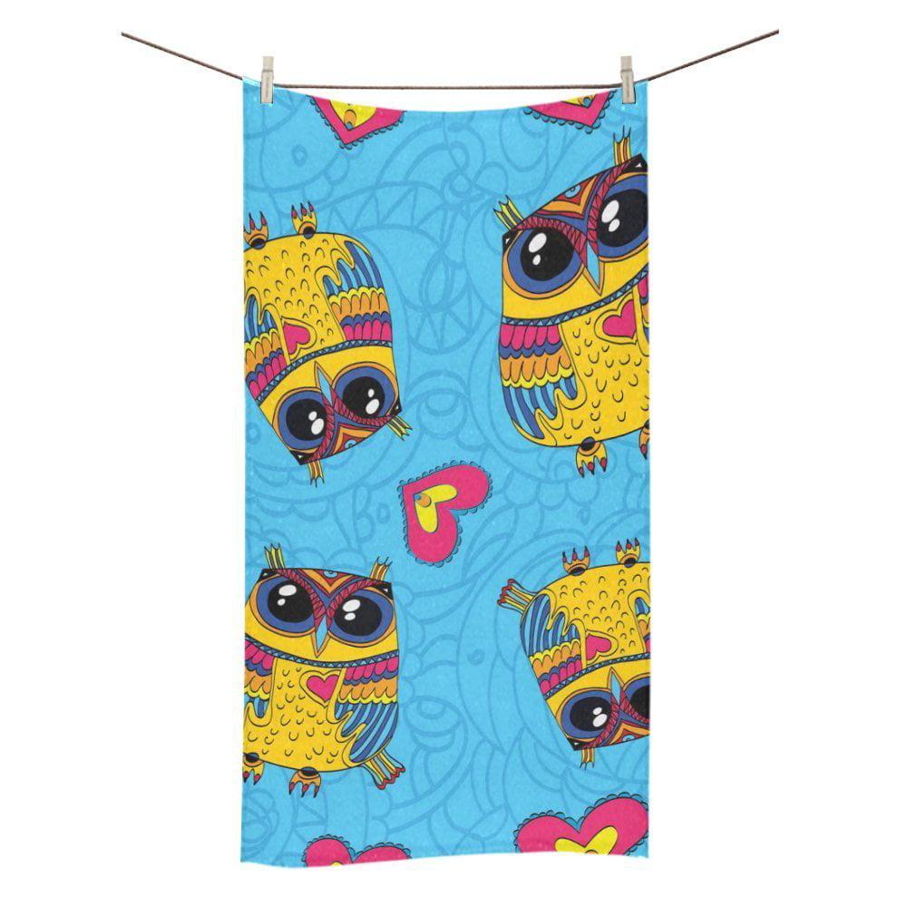 Mypop owl bathroom body shower towel bath wrap for home - Bath wraps bathroom remodeling reviews ...