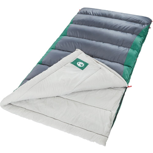Coleman Aspen Meadows 40-Degree Big and Tall Sleeping Bag
