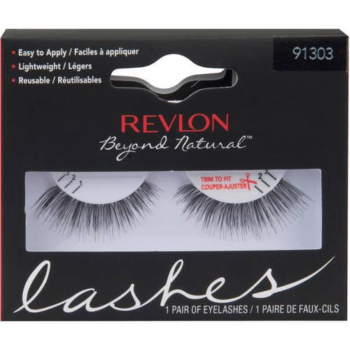 Revlon Beyond Natural Eyelashes, 1 pair