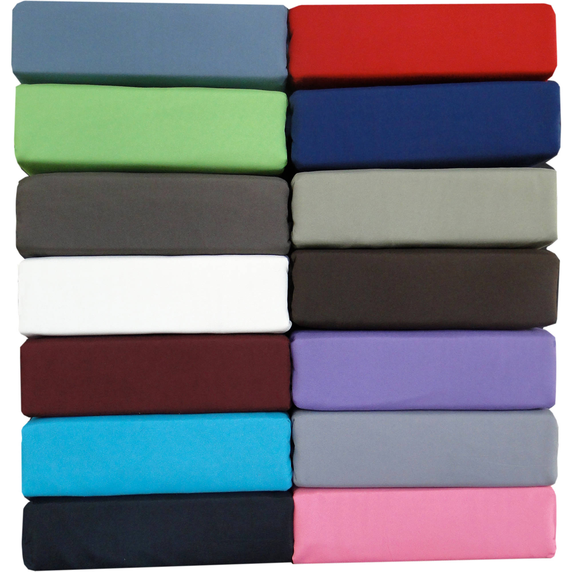 Soft Cozy Easy Care Deluxe Microfiber Sheet Set