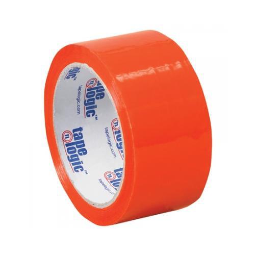 Orange Carton Sealing Tape SHPT90122O6PK