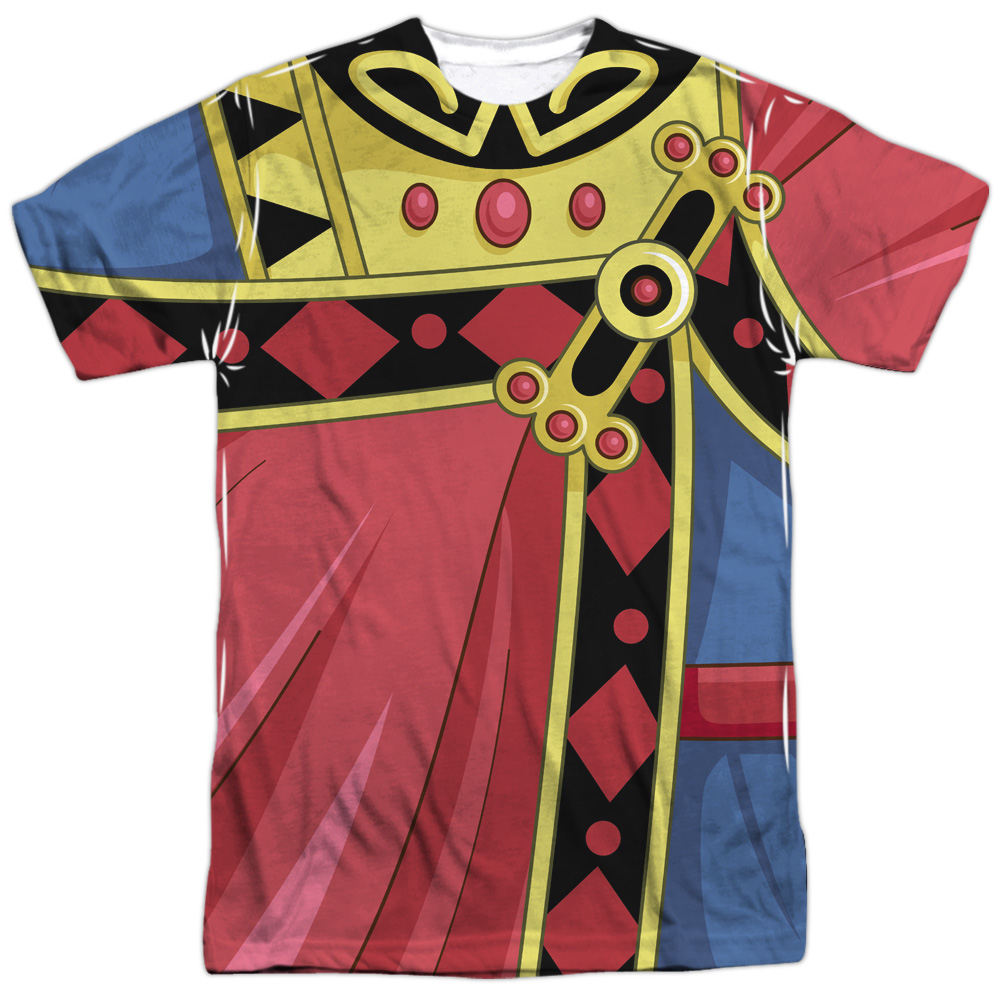 Voltron Zarkon Costume Mens Sublimation Shirt