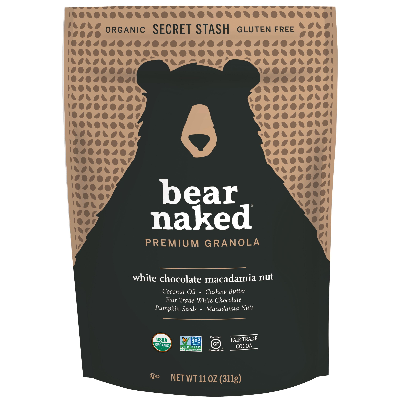 Bear Naked Organic Chocolate Hazelnut Granola Cereal 11oz