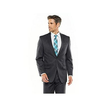 Van Heusen Classic-Fit Patterned Suit Jacket  - Vans Bird Jacket