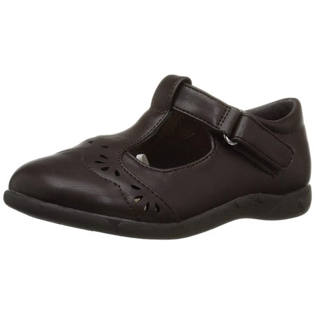 The Children's Place Kids' E Lg Unif Elsa Uniform Dress Shoe