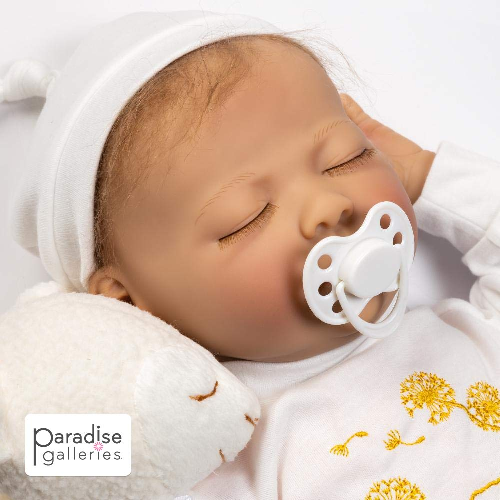 8 Pcs Reborn Doll Supplies Magnetic Dummy Pacifiers for Reborn Baby Kits Replace