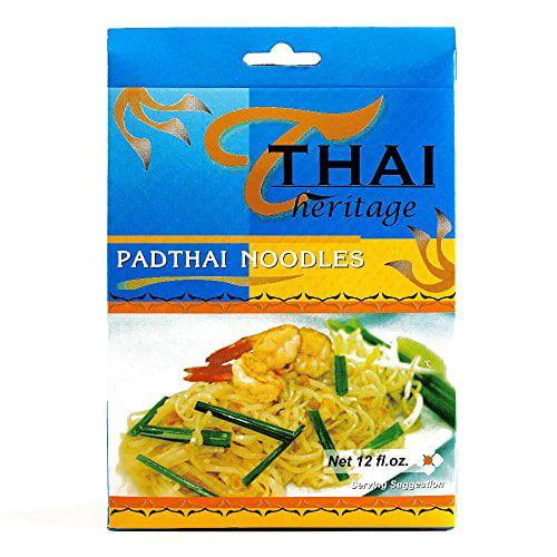 Thai Heritage Pad Thai Noodles (6 Items Per Order)