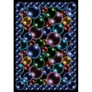 Joy Carpets Bubbles Kids Area Rug