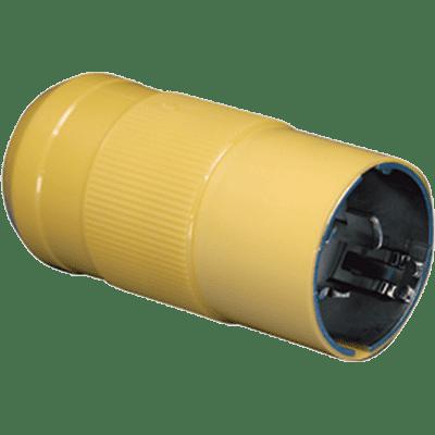 Ratio Power Plug (Marinco #6365CRN Shore Power Locking Plug, 50A 125/250V)
