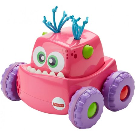 Fisher Price Press N Go Monster Truck