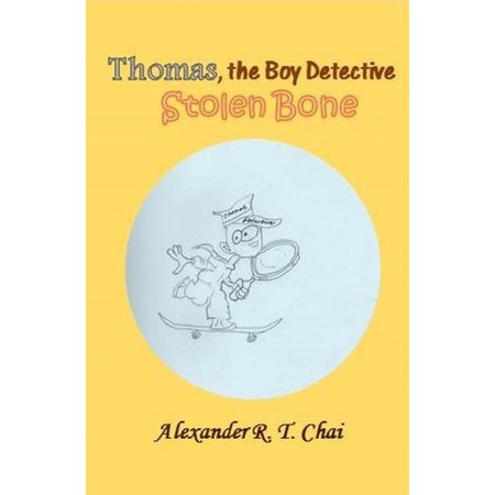 - Thomas, the boy detective - the stolen bone - eBook