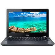 """Acer C740 11.6"""" Chromebook - 5th Gen Intel Celeron Broadwell 3205U 1.5GHz, 4GB Ram, 16GB SSD, WebCam, 802.11 AC, Chrome OS (Refurbished) WARRANTY"""