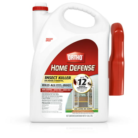 Ortho Home Defense Insect Killer for Indoor & Perimeter2 Ready-To-Use Trigger (Best Rat Killer On The Market)