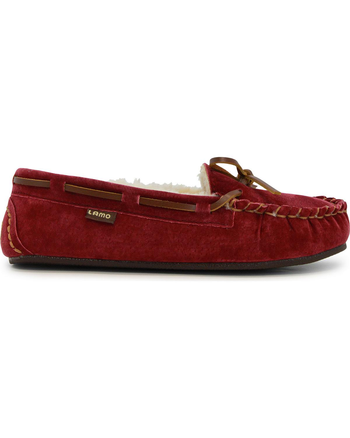 Lamo Footwear Women's Britain Moccasins Ew1360-92 by Lamo Footwear