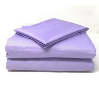 Cotton Flat Sheet by Tache Home Fashion