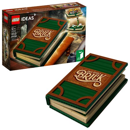 LEGO Ideas Pop-Up Book 21315 - Lego Shaped Candy