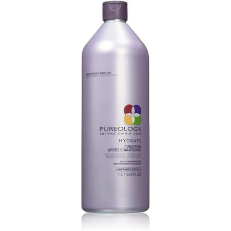 Pureology Hydrate Conditioner, 33 Oz (Sebastian Hydrating Conditioner)