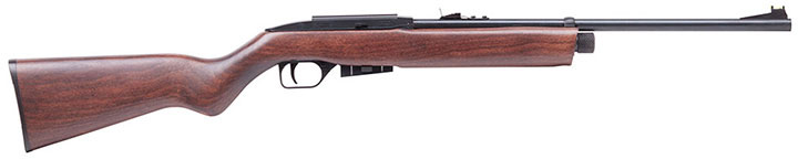 Crosman RepeatAir 1077 (Wood)Multi-Shot Semi-Auto CO2 Air Rifle by Crosman