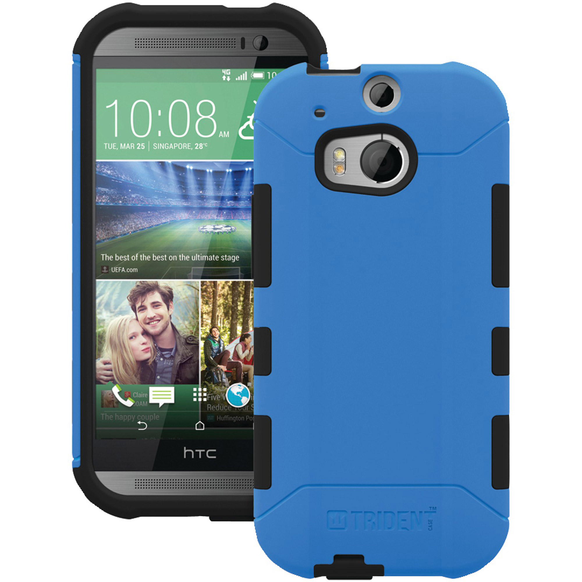 Trident HTC M8 Aegis Series Case