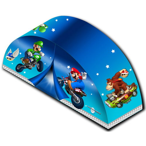 Nintendo Action on the Tracks Bed Tent  sc 1 st  Walmart & Nintendo Action on the Tracks Bed Tent - Walmart.com