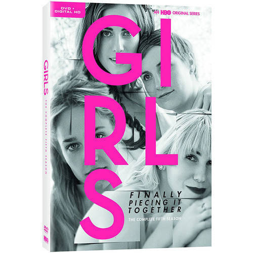 Girls: The Complete Fifth Season (DVD + Digital HD) (Widescreen)