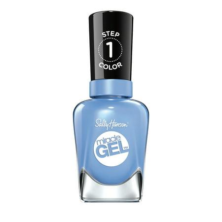 Sally Hansen Miracle Gel Nail Polish - 639/370 Sugar Fix - 0.5 fl oz