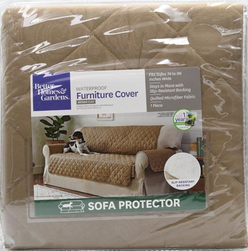 Better Homes And Garden Non Skid, Pet Furniture Cover