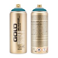 Montana GOLD 400 ml Spray Color, Reef