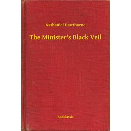 The Minister's Black Veil - (Short Veil)