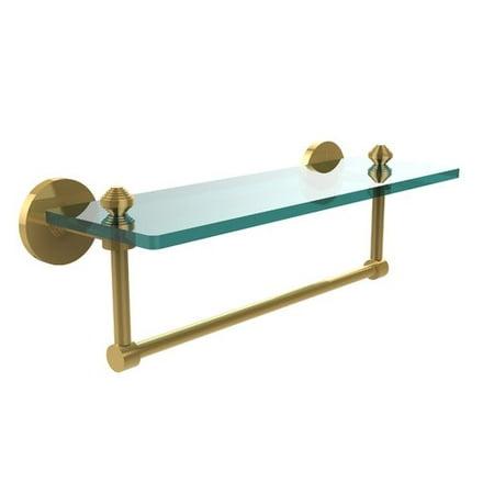 - Allied Brass Southbeach Wall Shelf