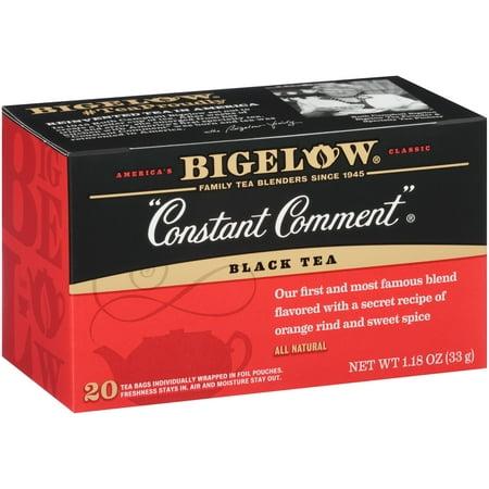 (3 Boxes) Bigelow® Constant Comment® Black Tea 1.18 oz.