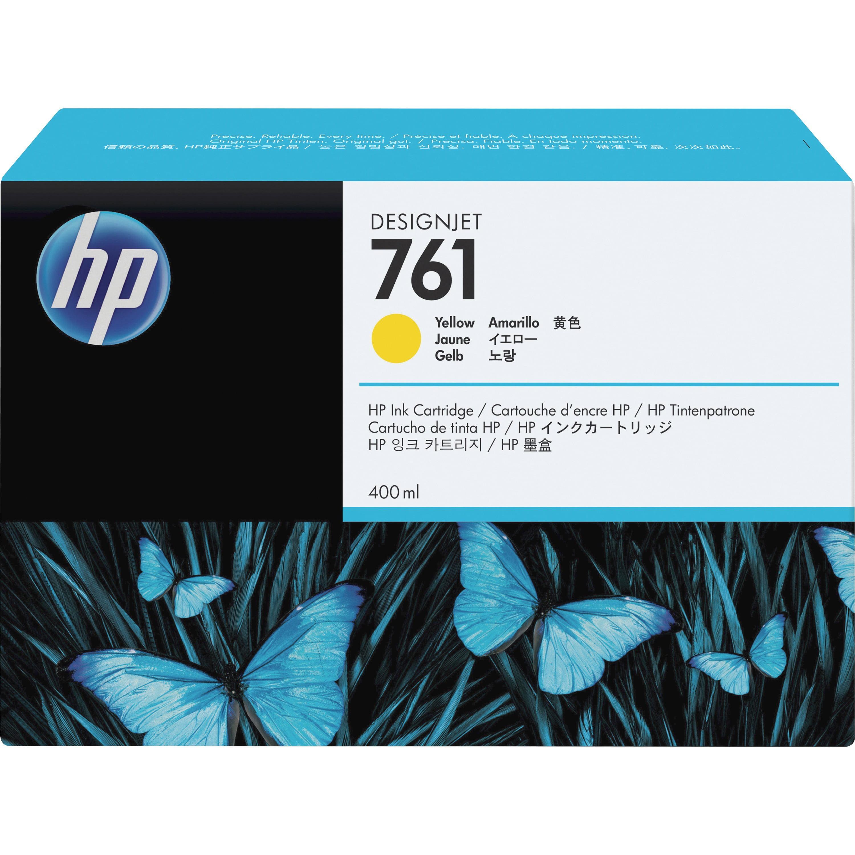 HP, HEWCM992A, CM991A Series 761 Ink Cartridges, 1 / Each