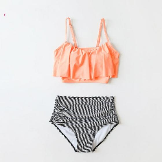 e7bd8a0786 2018 Various styles , Plus Size Swimwear Women High Waisted / One-Piece  Floral Bikini Set Push Up Padded Bra Swimsuit Bathing Suit, Sexy Bikini  ,Beachwear